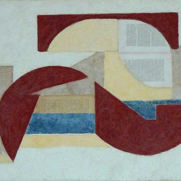 «Μνήμη – Γραφή». Ατομική έκθεση σύγχρονης τέχνης του εικαστικού Χάρη Ξένου.